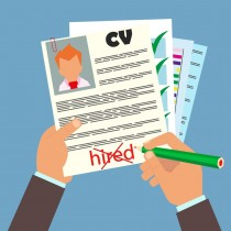 cv - not hired